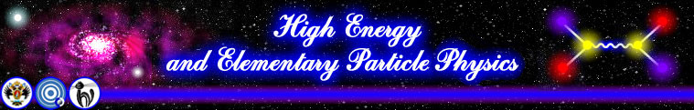 Department of High Energy and Elementary Particle Physics